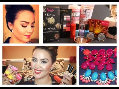 UK Beauty Haul + More �