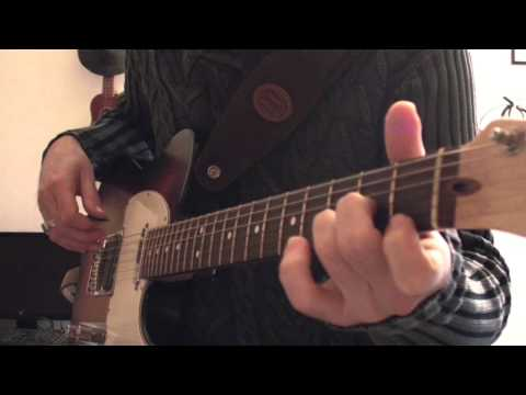 Cours de guitare - Pieces (Sum41) Part1/2