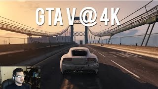 GTA V at 4K with a GTX 970 - Is it worth it?