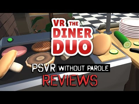 VR The Diner Duo | PSVR Review