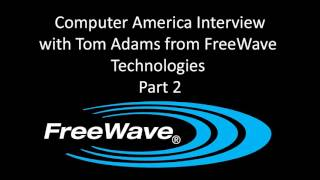 FreeWave Technologies on Technology Today