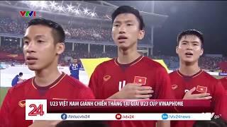 Tổng hợp thể thao ngày 8/8: Danh sách đội tuyển Olympic Việt Nam | VTV24