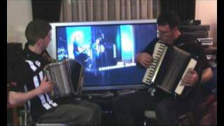 Oslo Waltz (Foster and Allen) - Accordion duet