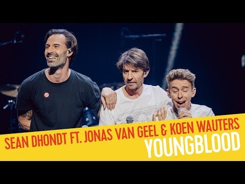 Download Lagu  Sean Dhondt ft. Jonas Van Geel en Koen Wauters - Youngblood   Rode Neuzen Dag XL Mp3 Free