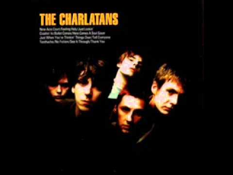 THE CHARLATANS - Crashin in