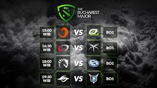 PAIN GAMING vs VICI GAMING (BO1) @PGL Bucharest Major 2018 Group Stage day 2