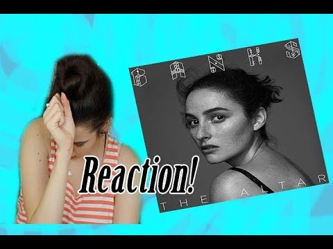 SO MANY GOOD LYRICS I CAN'T *Banks-The Altar Album Reaction*