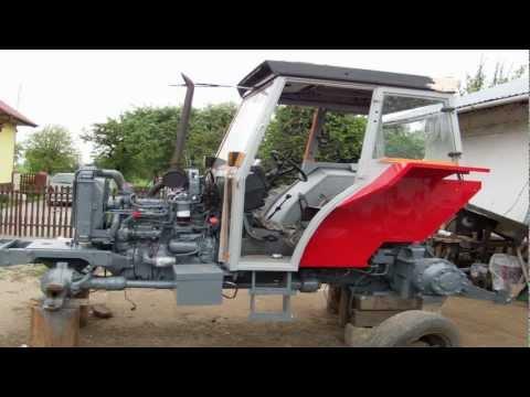 Nowy Nabytek 2012    Massey Ferguson 390    Remont !