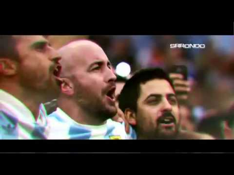 Germany vs Argentina World Cup Final Promo 2014