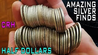 The Most Successful Coin Roll Hunt? Amazing Silver Finds!
