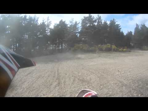 Woodley Dirt Bike Riders - BLORC Bagshot Rollin Rollin Rollin - Enduro Training Day