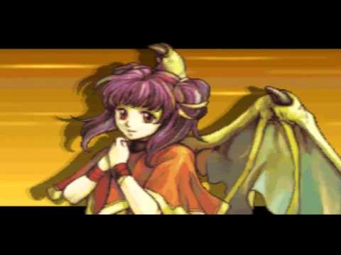 Fire Emblem: The Sacred Stones - Opening and Title Screen