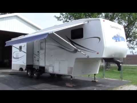 2004 Sunnybrook Titan 5th wheel, www.HelpSellMyRV.com, Louisville KY.