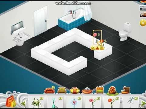 Дизайн для ванны в аватарии