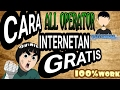 Download Cara internet gratis 100%work - indo #02