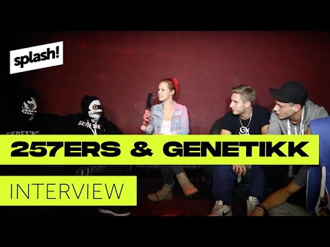 splash! Mag  - 257ers & Genetikk Interview