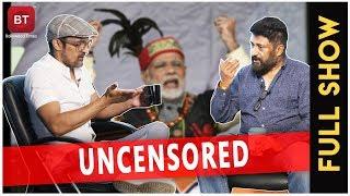 Nobody Can Defeat PM Modi- Vivek Agnihotri's CANDID Interview On The Tashkent Files | Uncensored