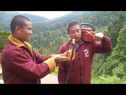 Bhutanese joke