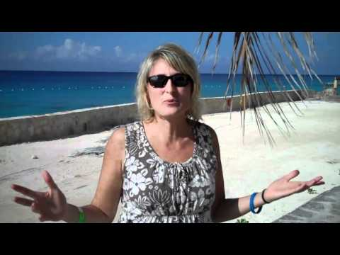Penny Campbell at Cozumel Caribe