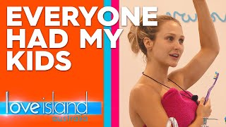 Exclusive: Jessie and Todd bond over The Sims | Love Island Australia 2019