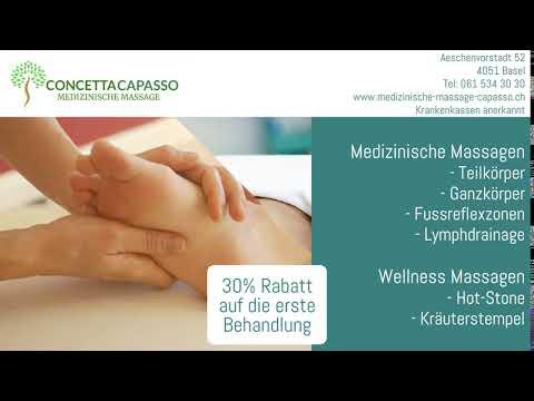 Medizinische Massage Concetta Capasso