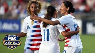 Aly Wagner on USWNT: 'Superior' to World Cup Qualifying teams | 2018 CONCACAF Women's Championship