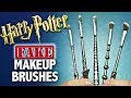 FAKE Harry Potter Wand Brushes | FT Deck of Scarlet | PopLuxe