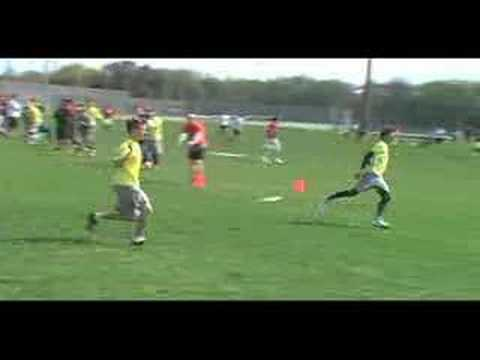 Ultimate Frisbee - magnUM Centex 2008 Video