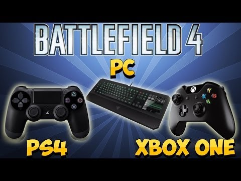 Battlefield 4 Graphics Comparison Ps4 xbox One pc [bf4] Hd video