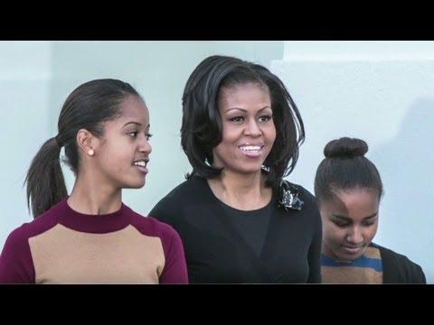 First lady Michelle Obama opens up about private life