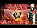 🔴DIRECTO FREE FIRE REGALANDO DIAMANTES Y MASCARAS CALAVERA GRATIS CADA 15 MINUTOS TORNEO DE KILLS