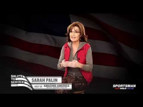 Sarah Palin's Sportsman Channel Veterans Day Salute to Service