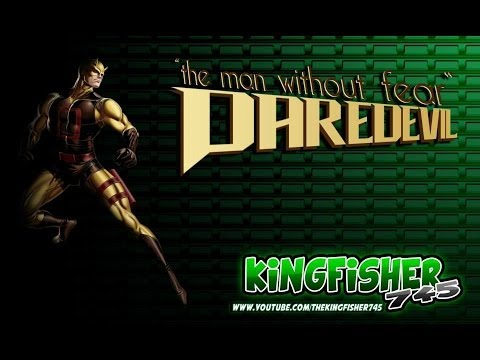 Marvel Avengers Alliance Season 2: Chapter 3 Reward - Original Daredevil Costume