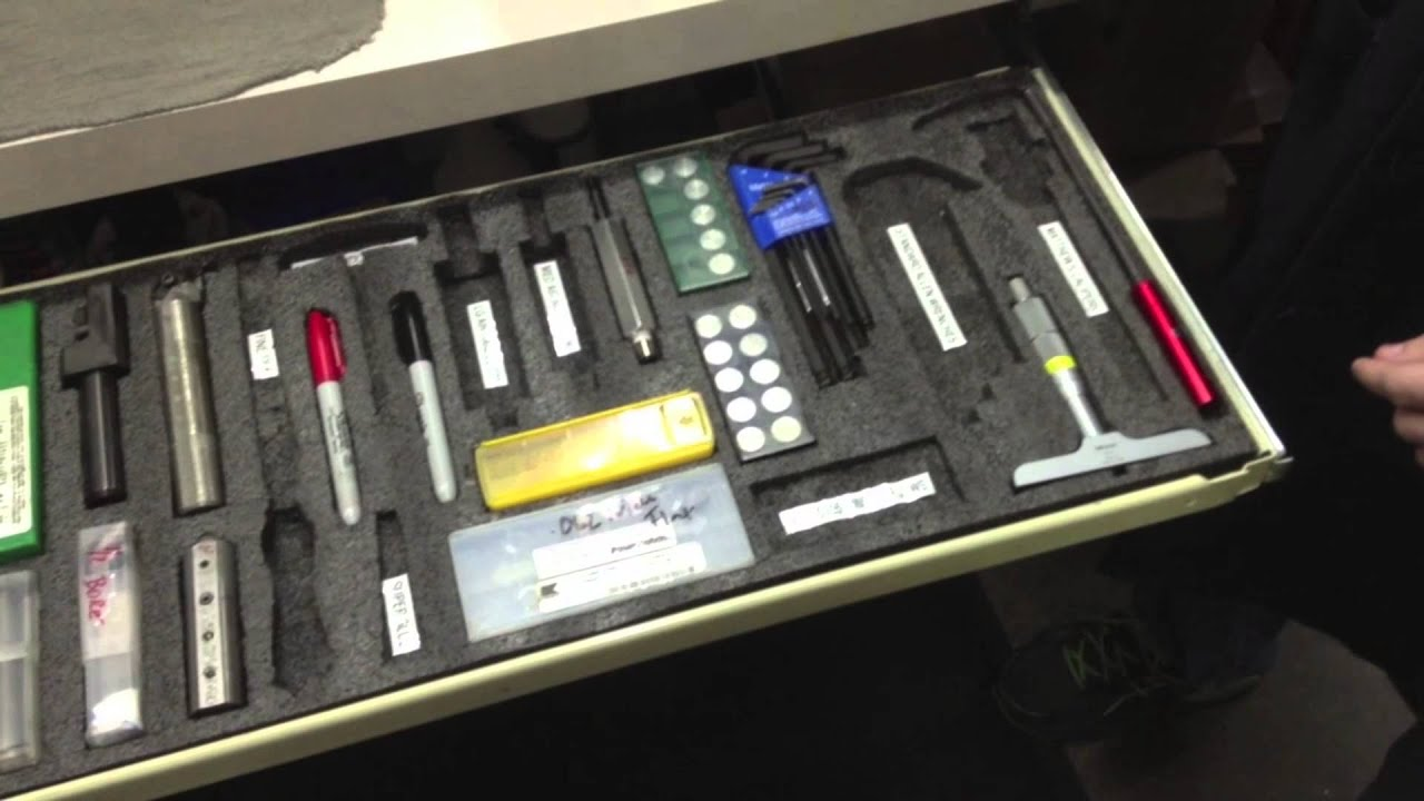 Introduction To Lean Manufacturing Kaizen Foam Drawer