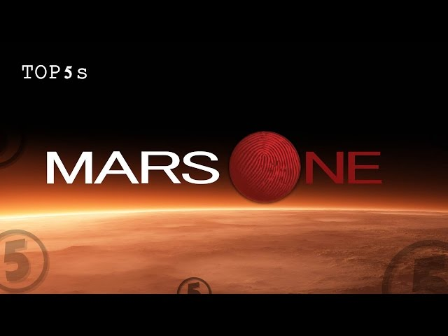 5 Things We Need To Know About The Mission To Mars