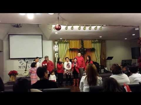 Freedom Fire Pentacostal Church Christmas Party December 2013 Part 1. video