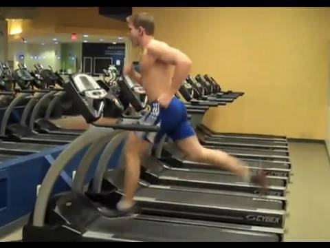 Experiment: Music vs. Treadmill