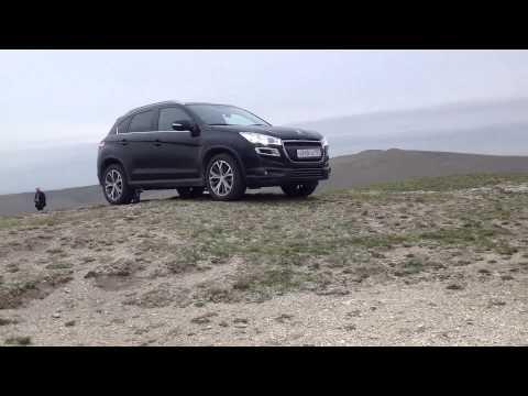 Крымские каникулы Peugeot 4008