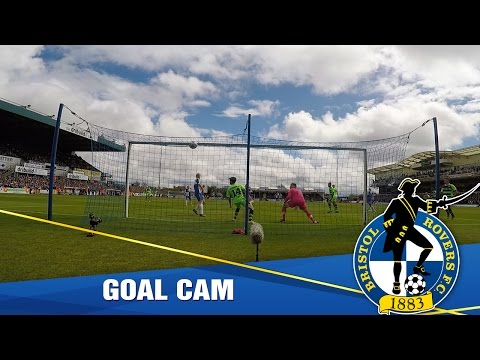 GOAL CAM: Forest Green Rovers H