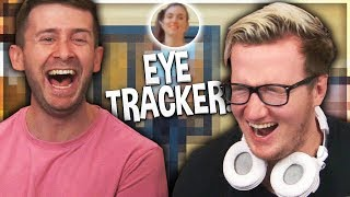 DONT LOOK AWAY! - EYE TRACKER CHALLENGE!