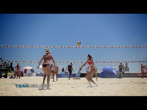 Kerri Walsh Jennings and April Ross | Behind The Scenes | Episode 1