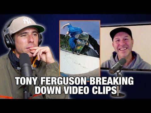 Tony Ferguson Talks About His Most Memorable Tricks!