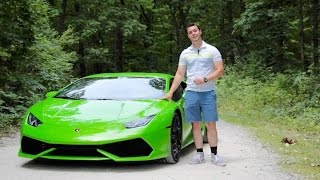 Is This THE PERFECT CAR?? Reviewing My Lamborghini Huracan!