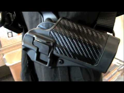 Blackhawk Shoulder Holster Review