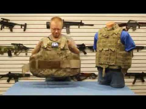 Manticore Arms Beez Combat Systems IOTV armor carrier review