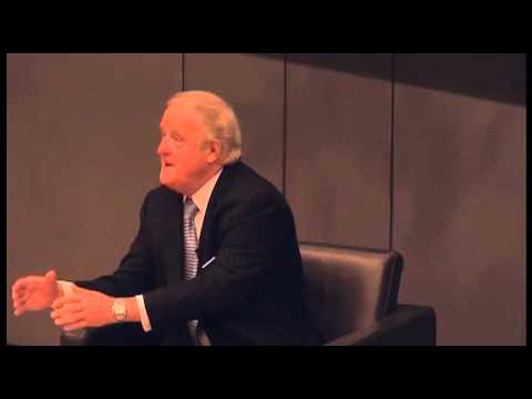 How Free Trade Transformed Canada: The Rt. Hon. Brian Mulroney
