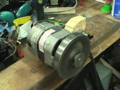 Treadmill Motor Setup And Ac Vs Dc Motor Operation Youtube