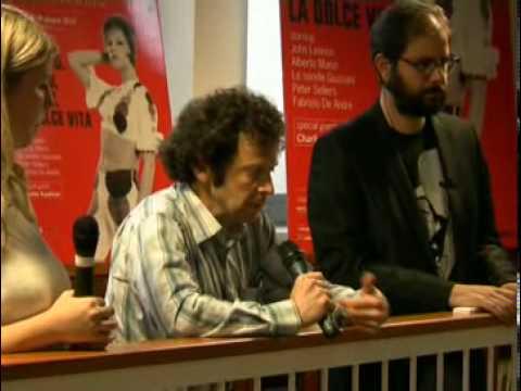 SYNECDOCHE, BIOGRAFILM. 11 GIUGNO 2010 BOLOGNA - Q&A WITH CHARLIE KAUFMAN - PARTE 2