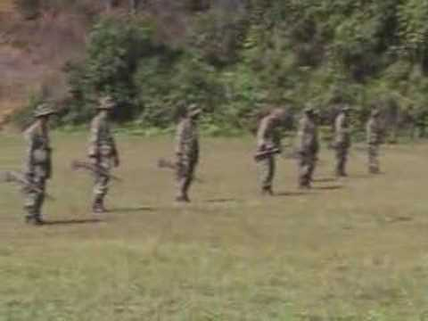 ... Special Operation Forces GGK or Grup Gerak Khas selection process