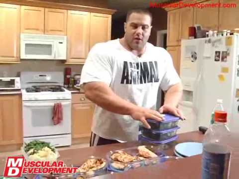 Evan Centopani - Food Preparation Part 3